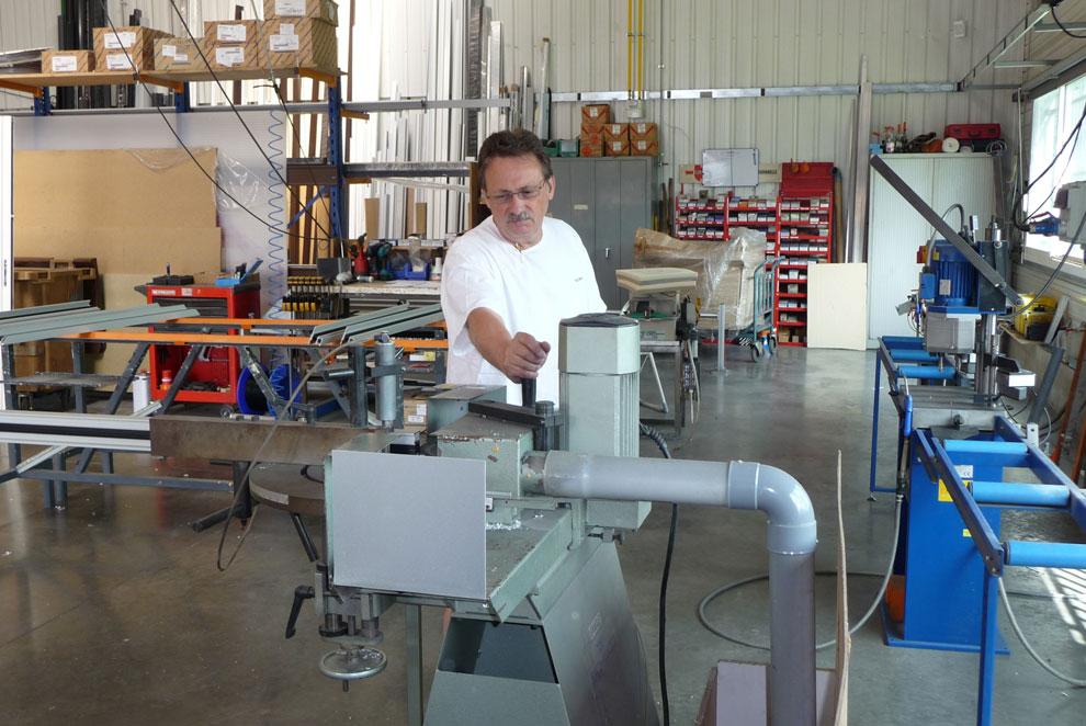 Menuiserie aluminium grenoble for Menuiserie en aluminium